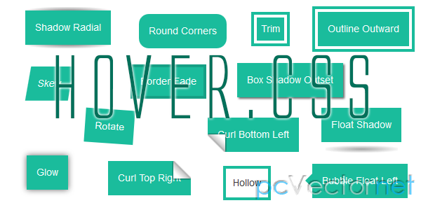 Css3 for A hover text decoration