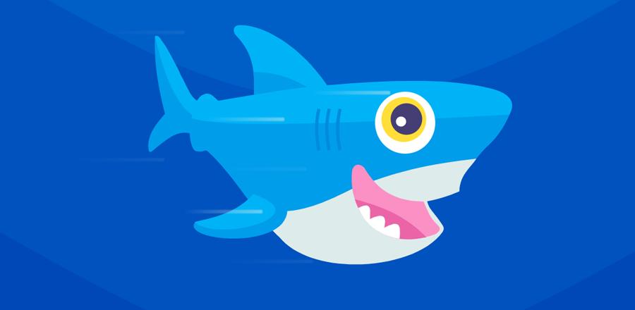Анимация акулы на SVG » Скрипты для сайтов
